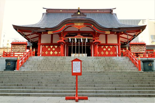 hanazone-shrine