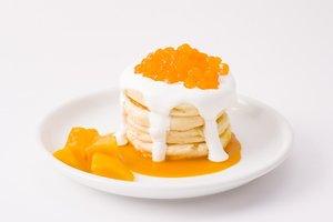 Tapioca Pancake Mango