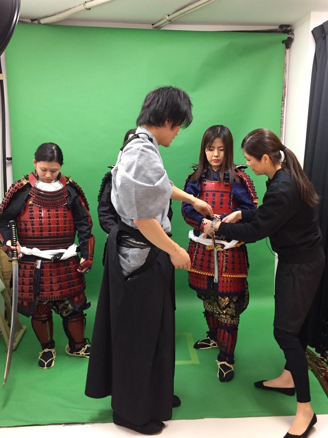戦国フォトスタジオ SAMURAI6