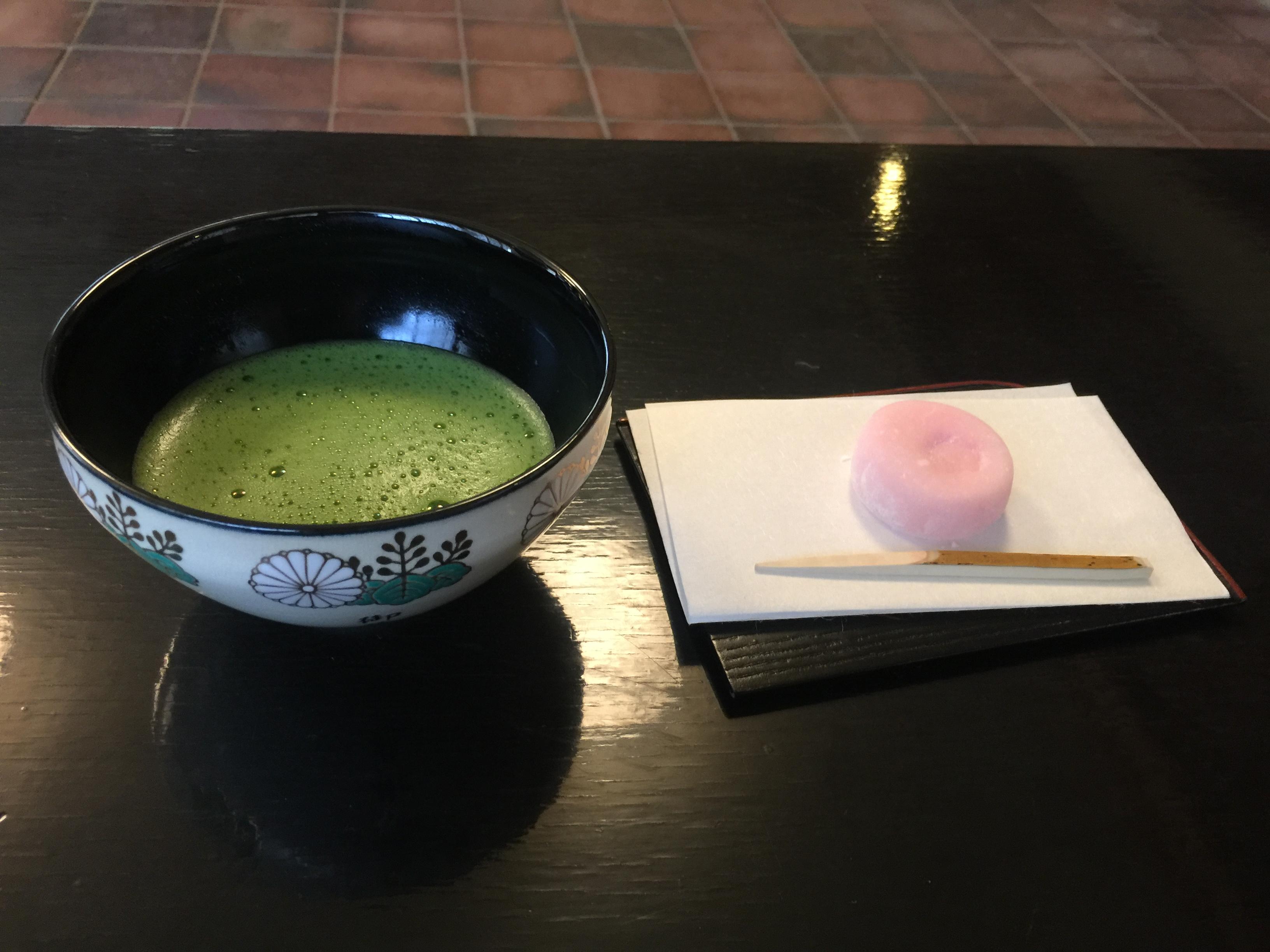 新宿御苑 茶室6
