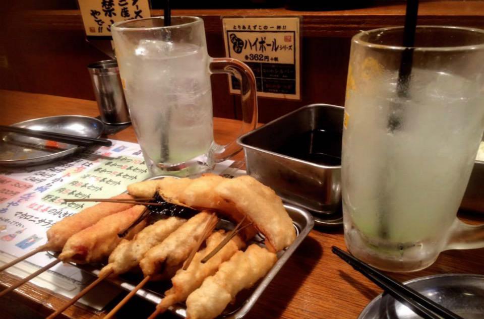 串かつでんがな 新宿三丁目店1