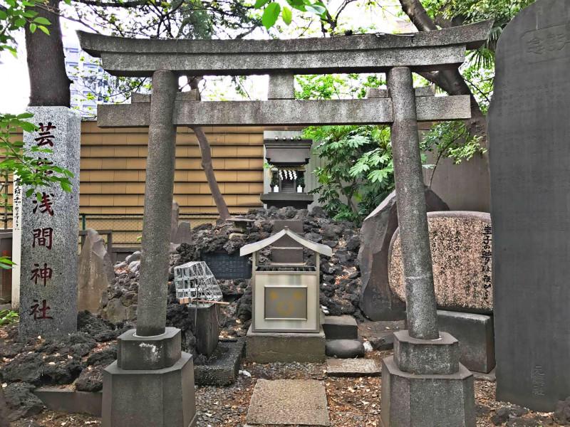 新宿花園神社4