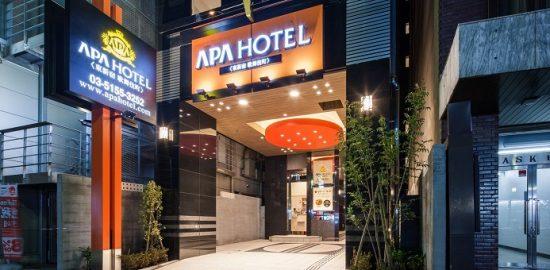 アパホテル東新宿 歌舞伎町 (APA Hotel Higashi-Shinjuku Kabukicho)