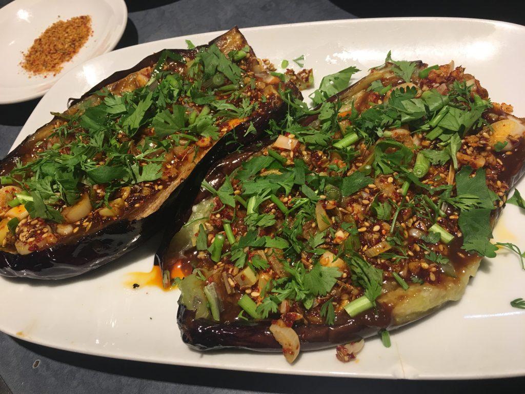 金達莱 新大久保 料理2