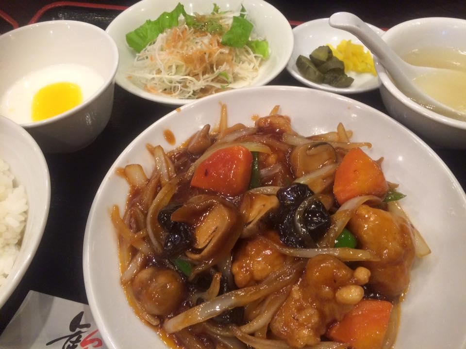 中国料理 歓7