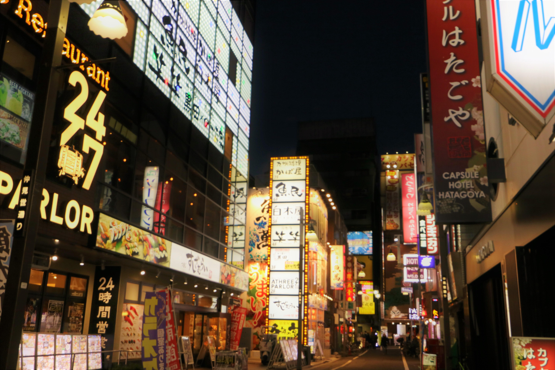 昔の歌舞伎町1