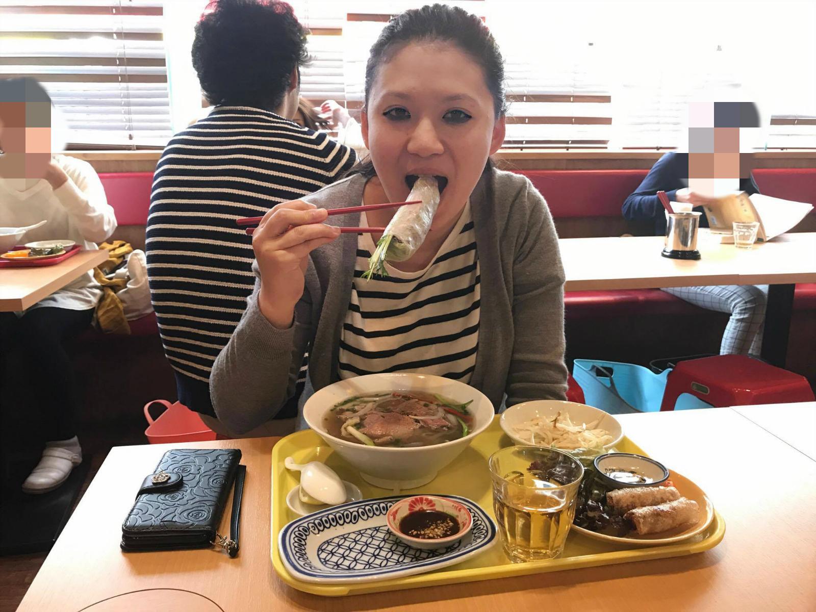 新宿2丁目ベトナム料理「ベトナミング」ランチ