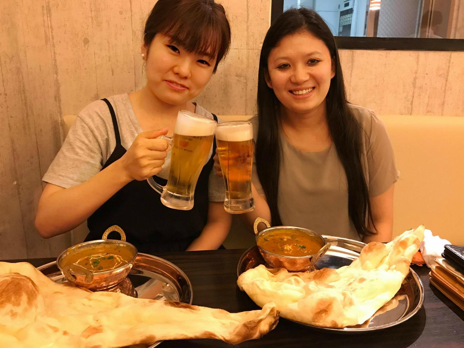 ヒムツリ カレー&居酒屋BAR4