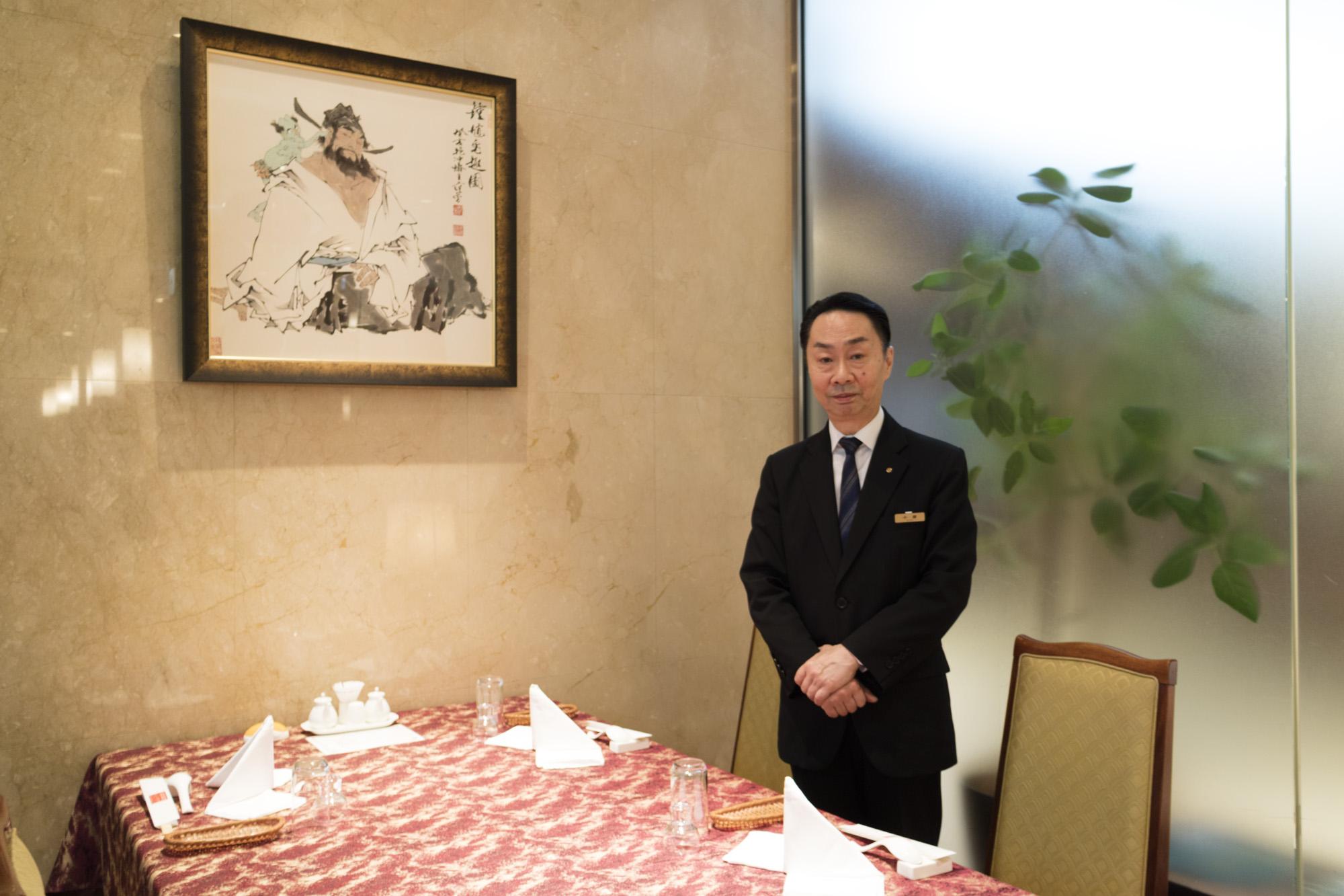 天津飯店 新宿本店11