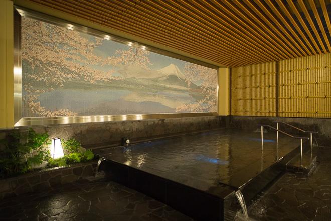 東京新宿天然温泉 テルマー湯3