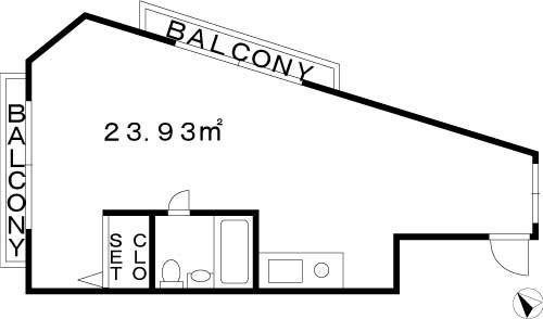 6ステージ西新宿501