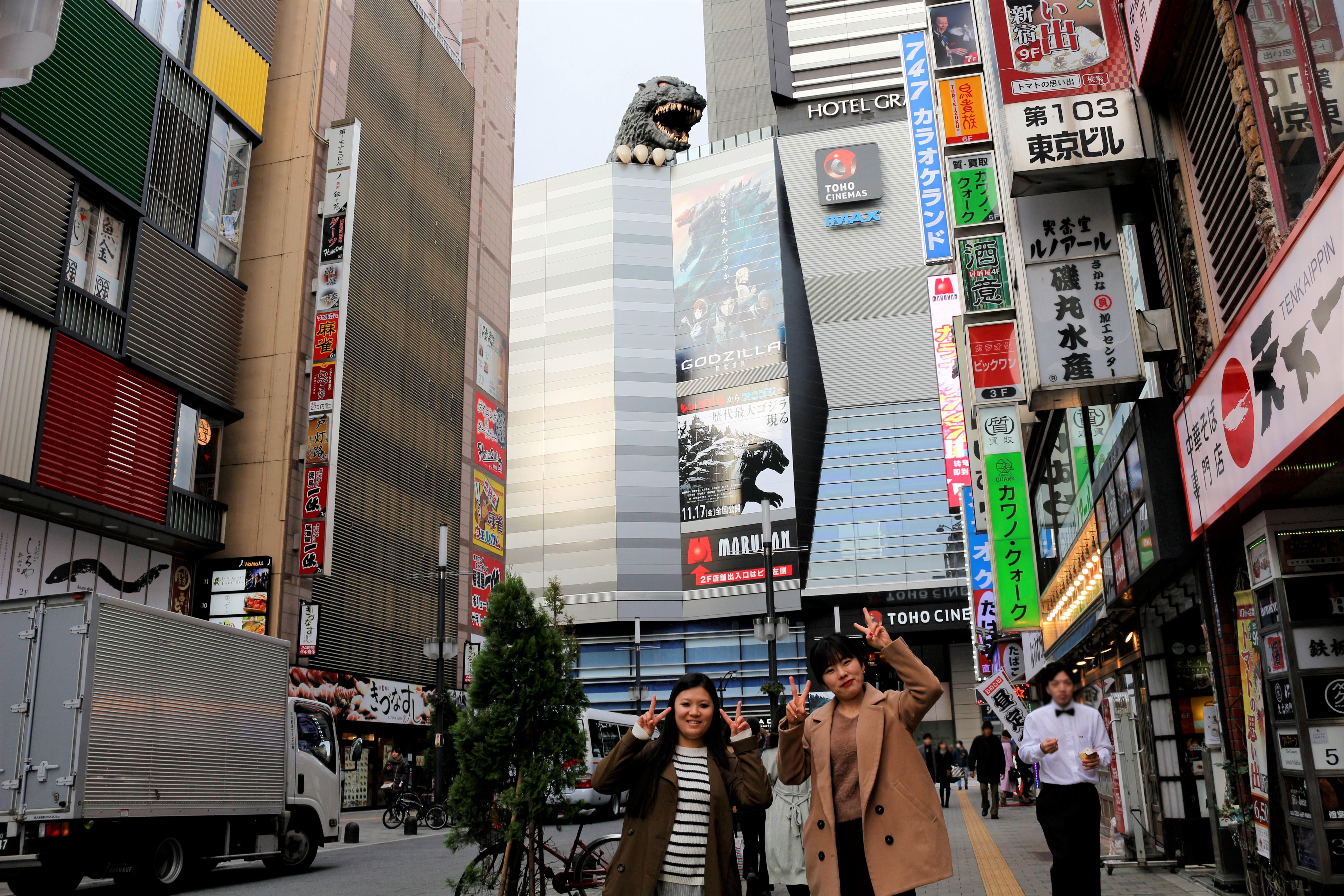 新宿フリー・ウォ—キングツアー9
