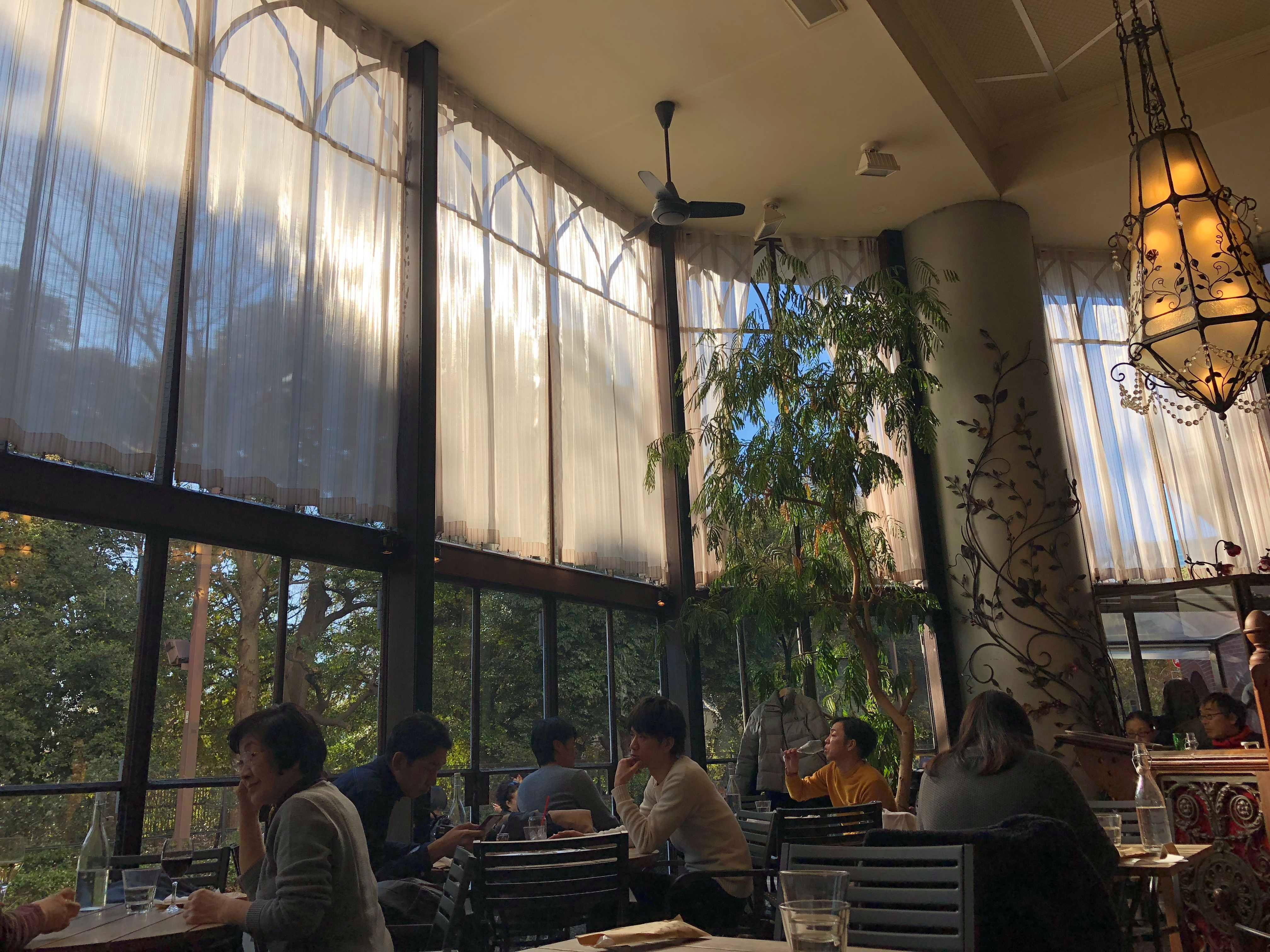 カフェ ラ・ボエム 新宿御苑 Cafe La Bohéme3