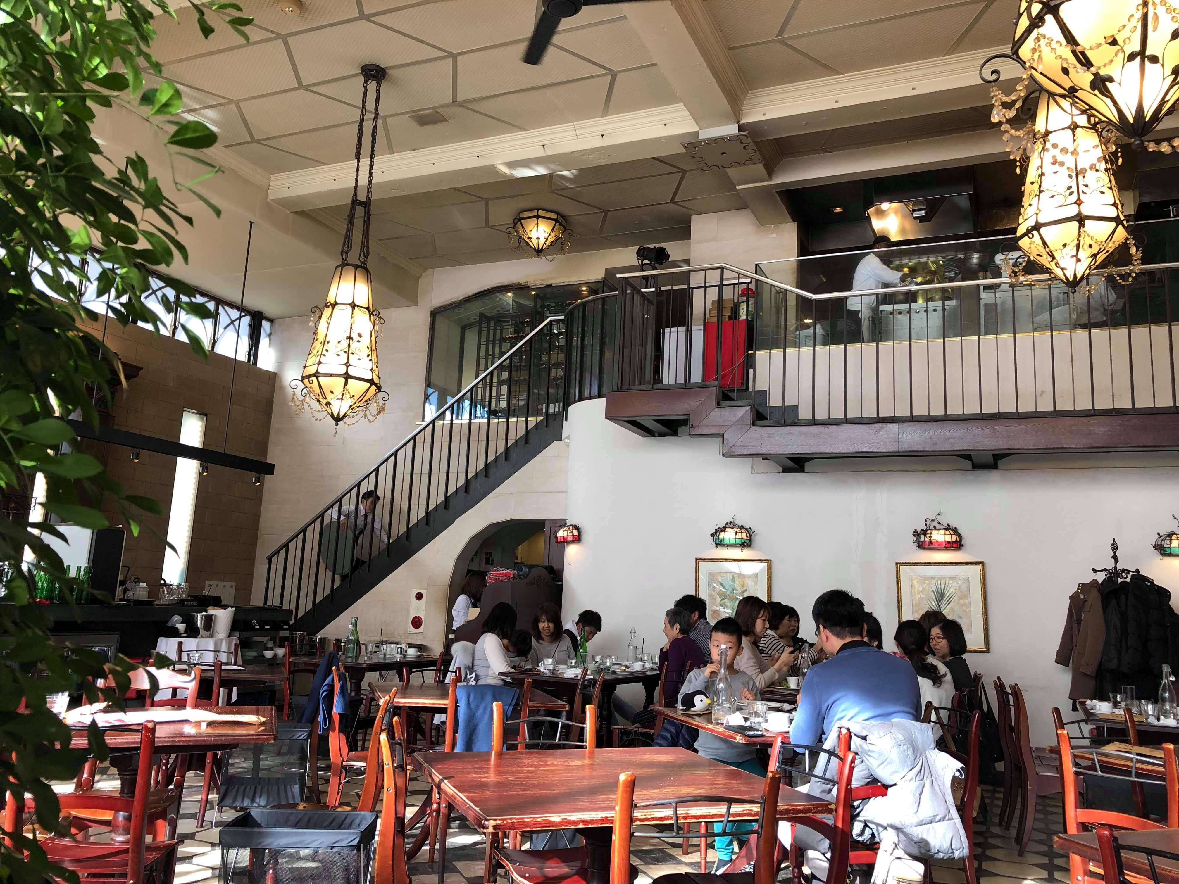 カフェ ラ・ボエム 新宿御苑 Cafe La Bohéme1