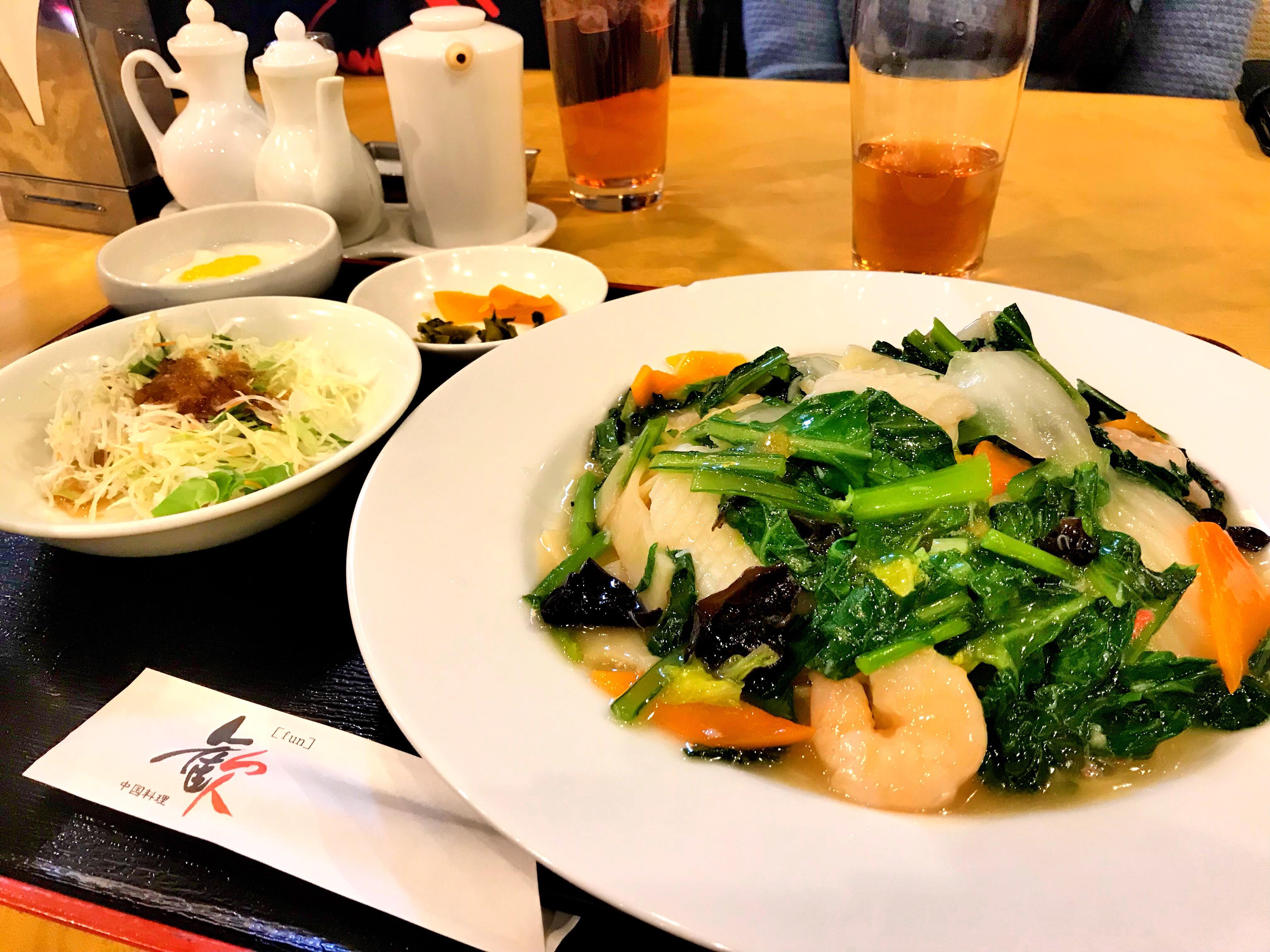 中国料理 歓4