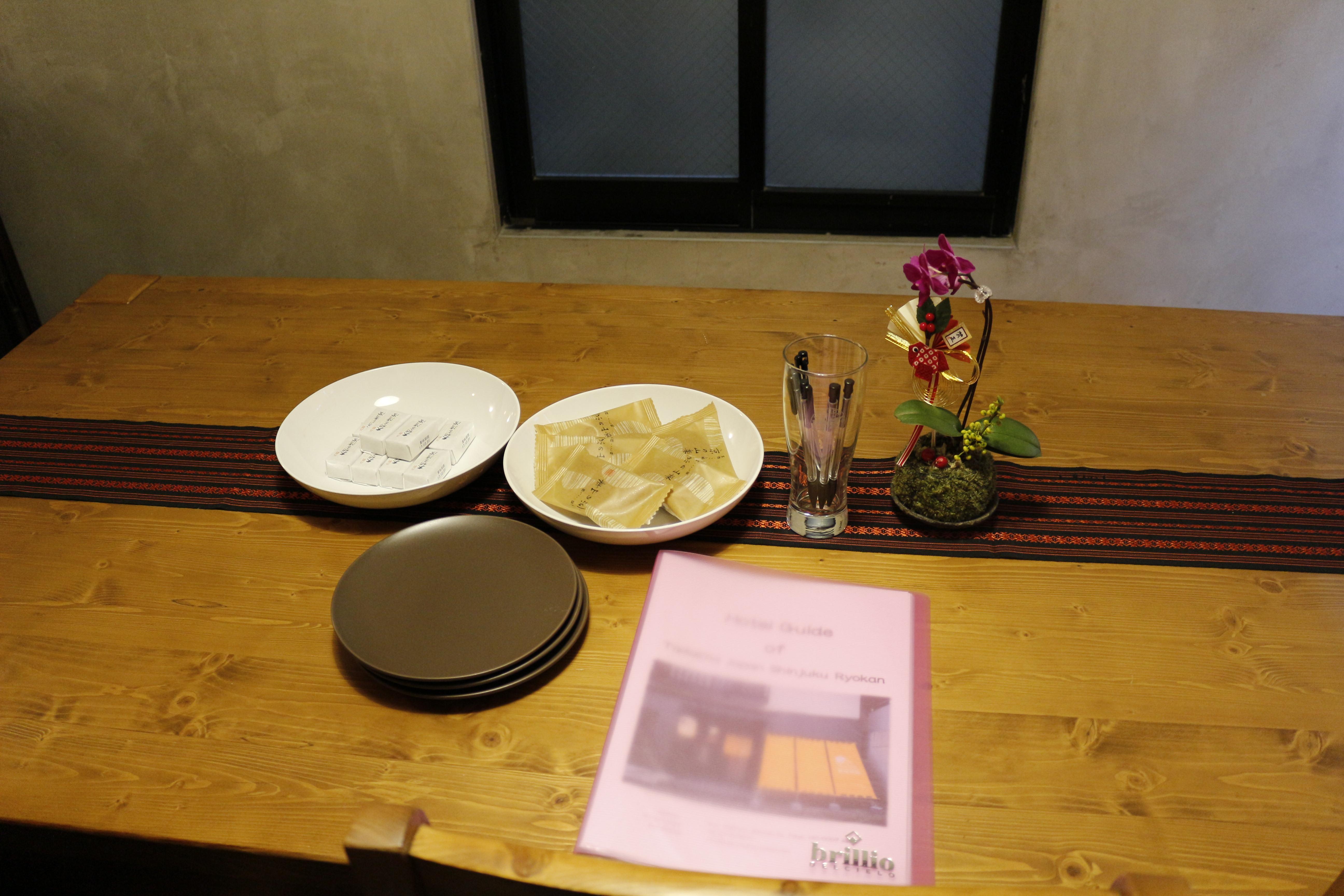 Tadaima Japan 新宿旅館4