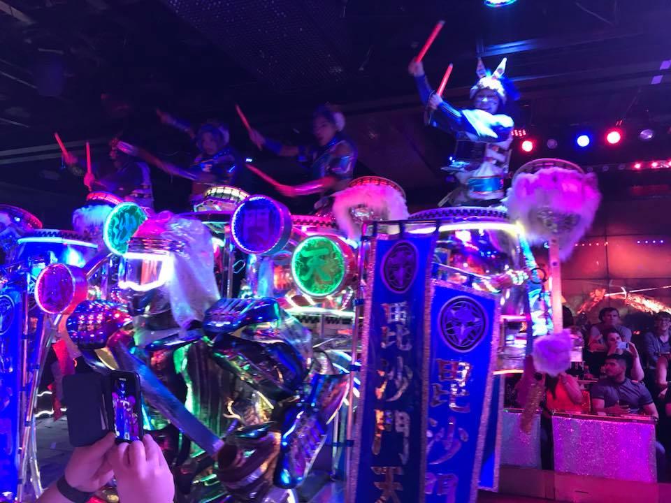 新宿ロボットレストラ