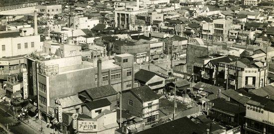 新宿歌舞伎町の昔