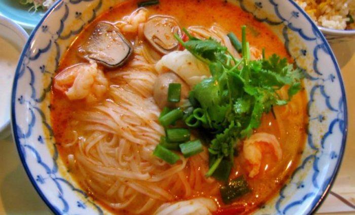 タイ料理レストラン クルンテープ 本店