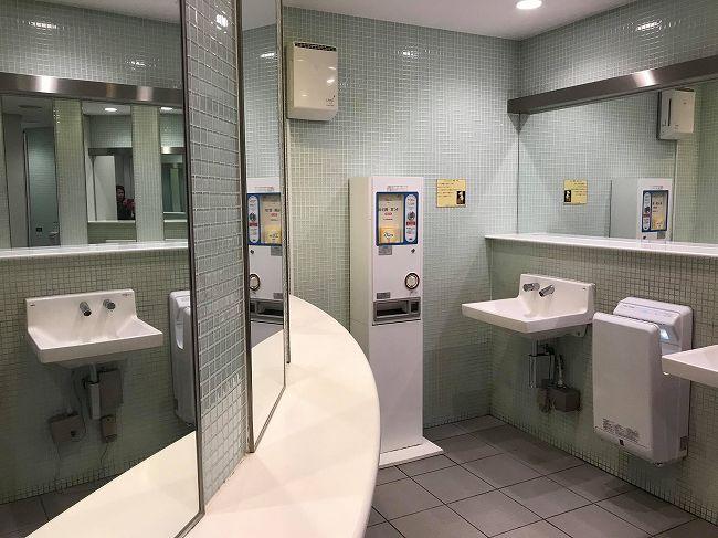 ミロードトイレ7階1