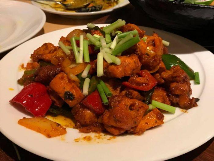 アジアン居酒屋 カラシュ 肉料理