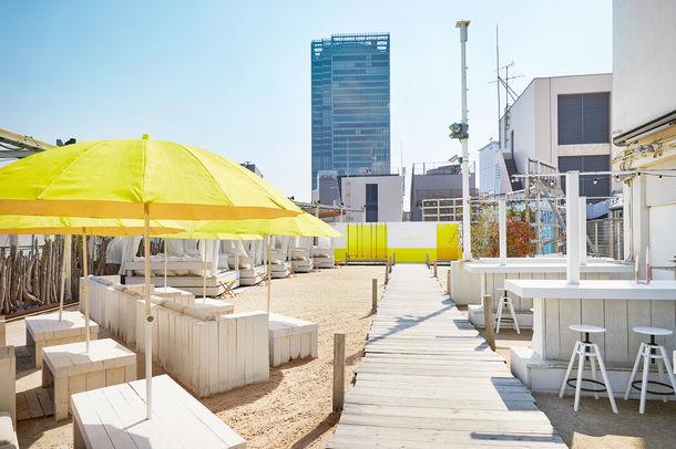 WILD BEACH『happy yellow beach』