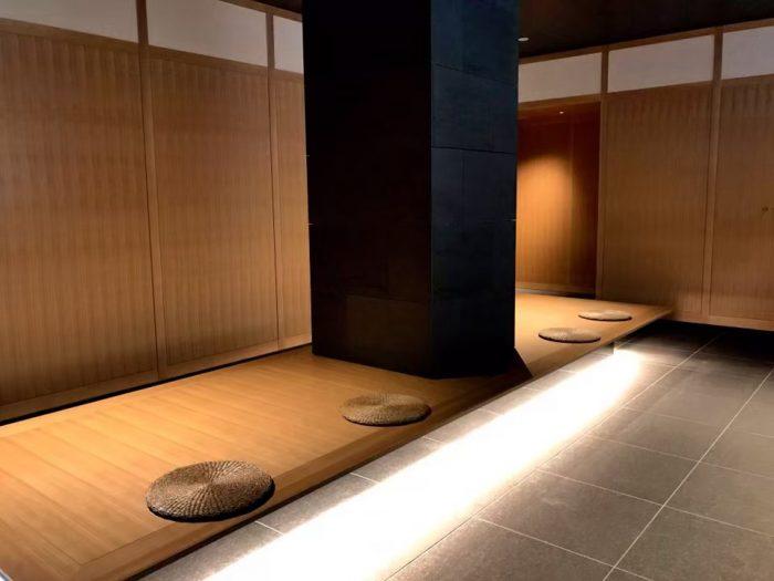 ONSEN RYOKAN 由縁 新宿フロント休憩スペース
