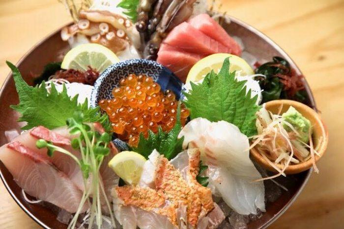 新宿屋台村 魚料理