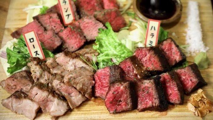 新宿屋台村 肉料理