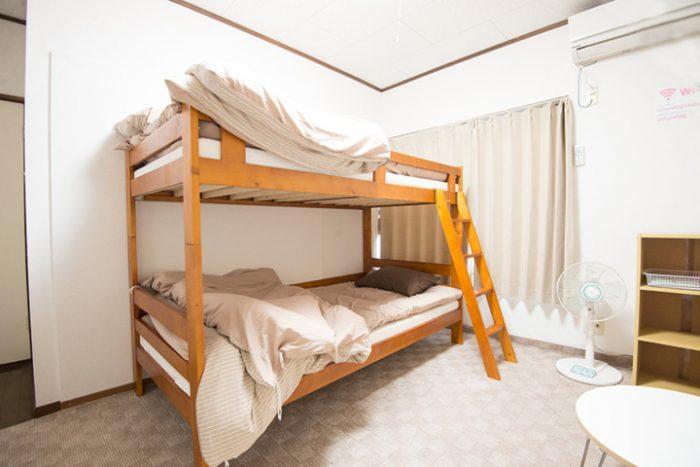 SAMURAI FLAG 池袋 room