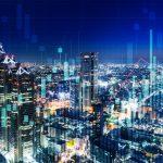 新宿西口高層ビル 摩天楼