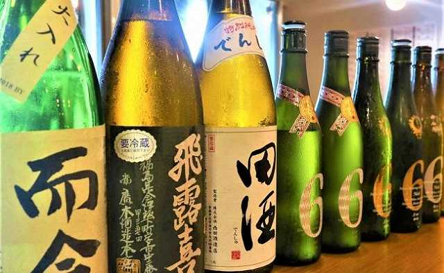 日本酒バー